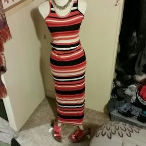 Maxi dress by Pink Rose in PS